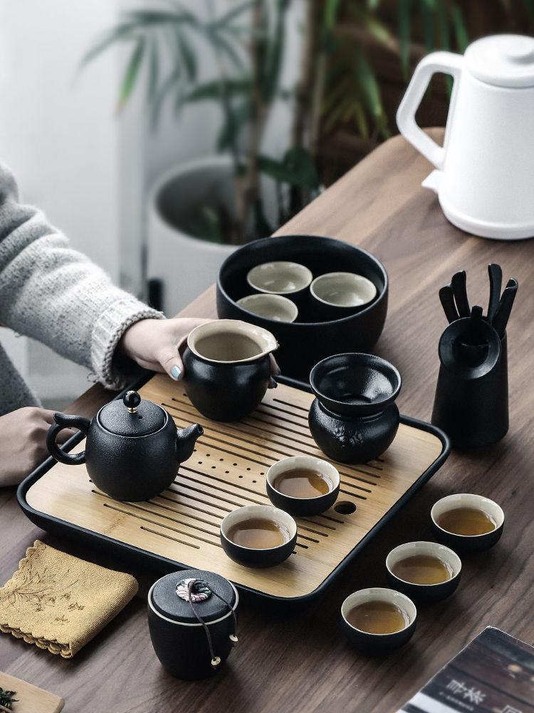 ,一套高颜值茶具,搞定爱喝茶的长辈