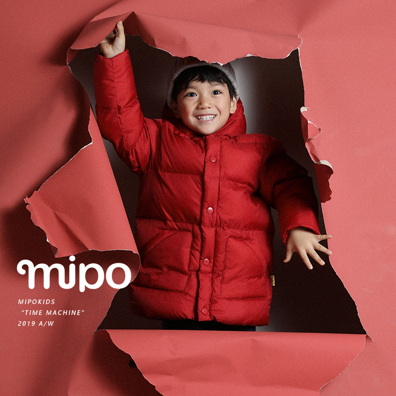 mipo新年棉服