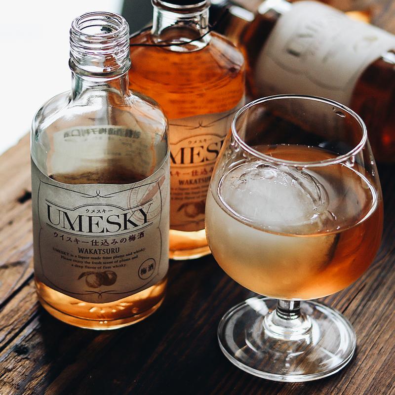 日本若鹤酒造梅子威士忌