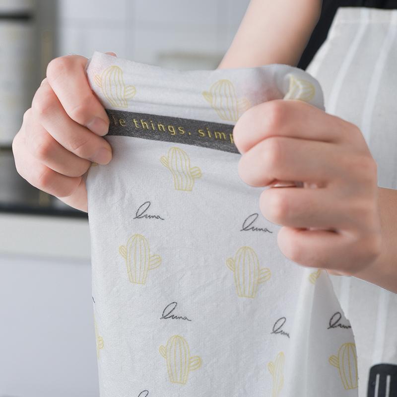 厨房懒人一次性抹布