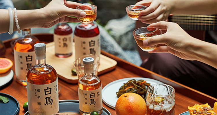 过节好物丨舌尖上的东方佳酿——白鸟米酒