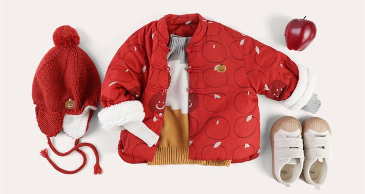 喜迎新春丨小宝贝的新年战衣