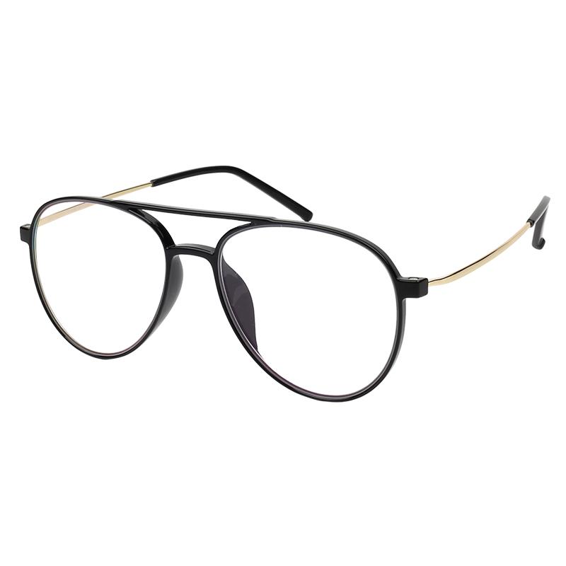 易烊千玺同款茶色眼镜