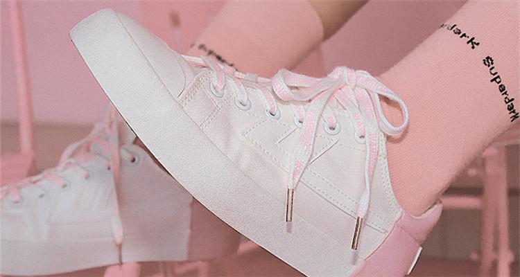 高甜帆布鞋丨国潮给你好看