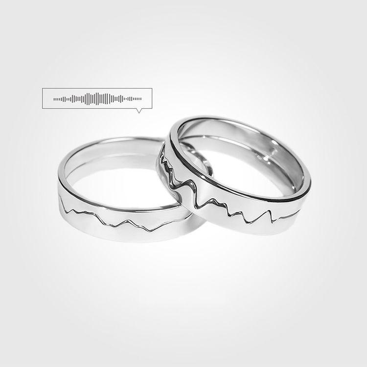 ,这些藏在情侣戒指中的巧思,愿TA会懂