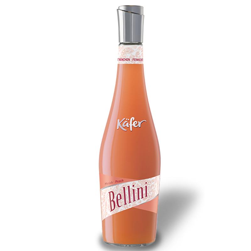 贝利尼桃子酒