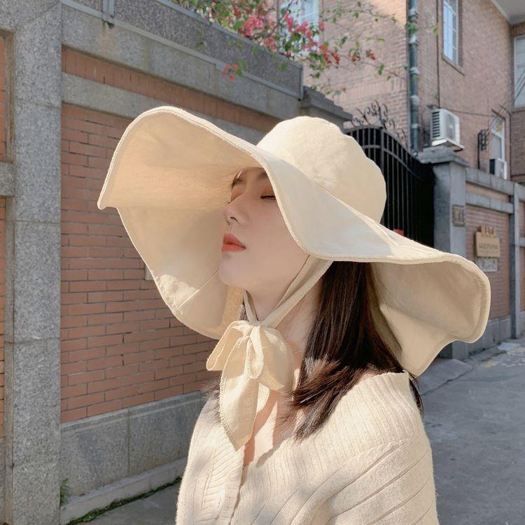 ,仙女的防晒帽丨要防晒也要好看!
