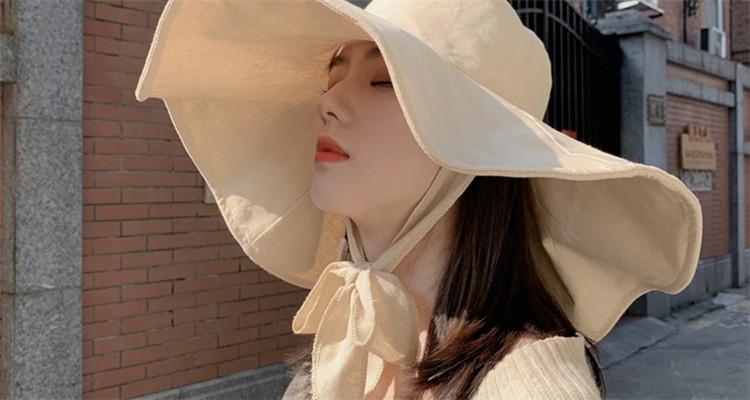 仙女的防晒帽丨要防晒也要好看!