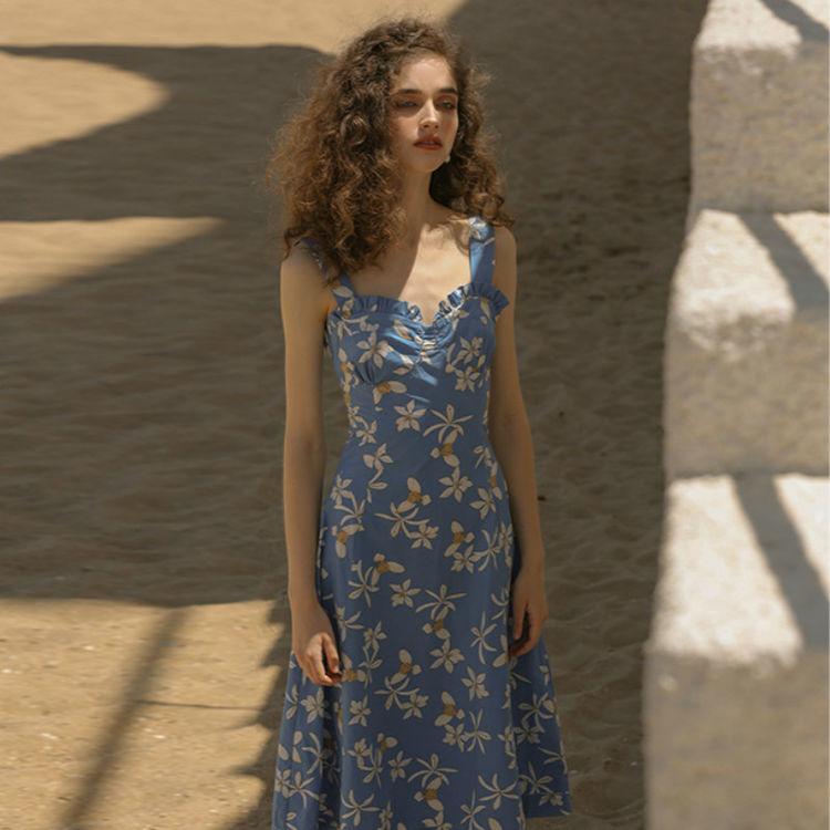 ,法式复古style | 一条连衣裙穿出女神气质